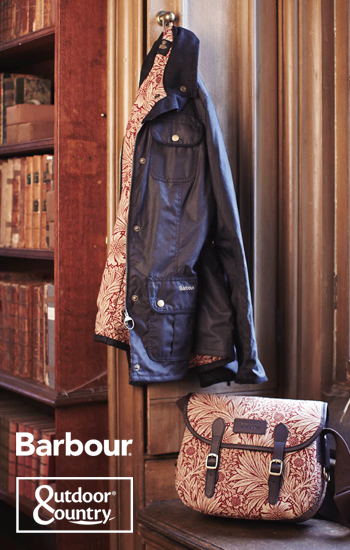 Barbour William Morris Prints