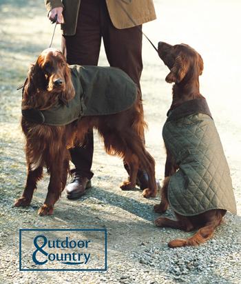 dog barbour coat sale