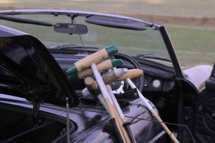 Traditional Polo mallets