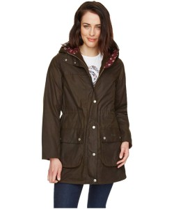 Women's Barbour Marsworth Durham Wax Parka