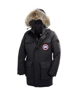 Men's Canada Goose Citadel Parka in Graphite