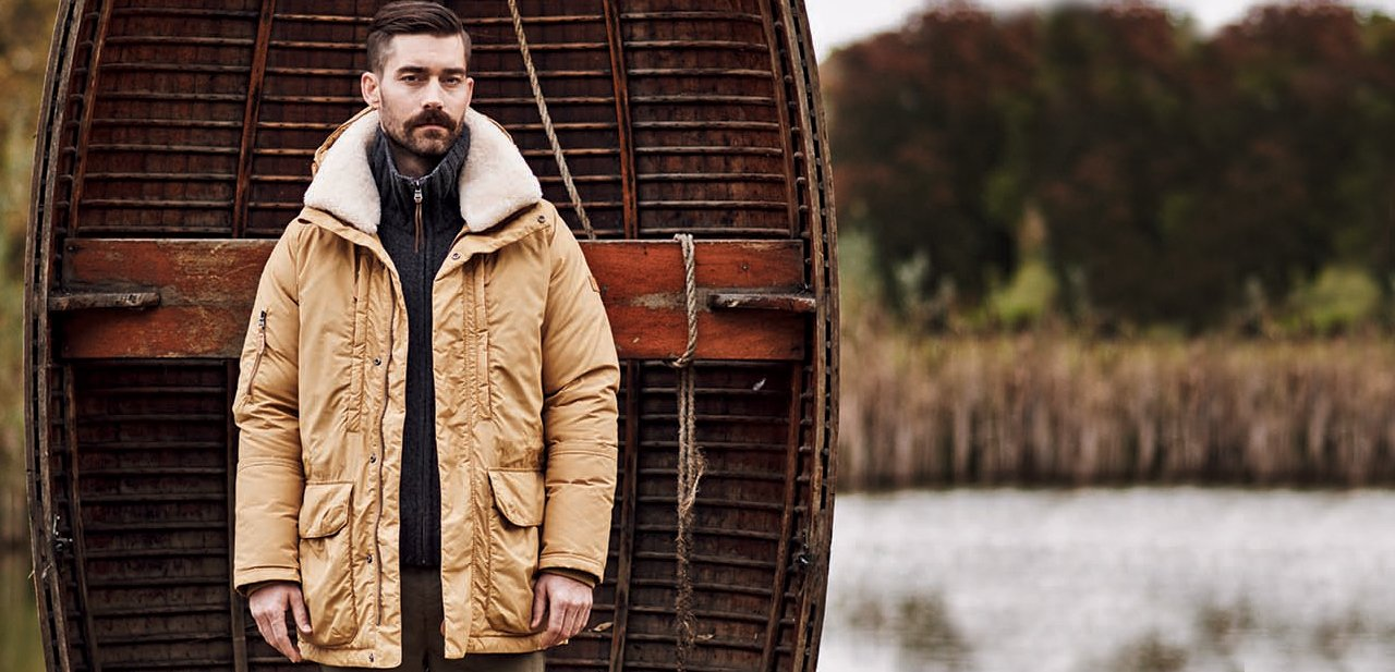 Winter Coats: The Parka