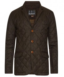 Men's Barbour Riber Quilted Jacket