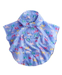 Joules Jnr Animal Girl's Poncho