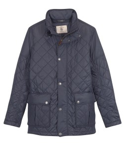 Men's Aigle Lawburry Quilted Jacket