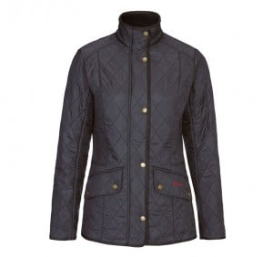 Women's Barbour Cavalry Polarquilt Jacket