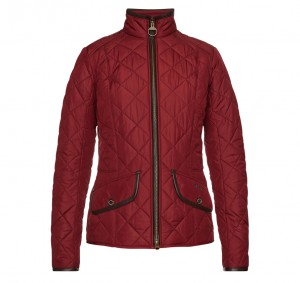 Women's Barbour Stallion Quilted Jacket