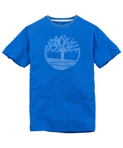 Men's Timberland Kennebec River Tree Tee Shirt