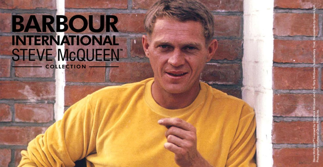 The Barbour Steve McQueen Collection