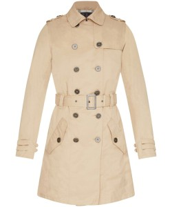 Barbour Tay Trench Coat