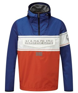 Men's Napapijri Alsea Waterproof Anorak