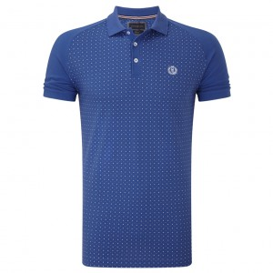 Men's Henri Lloyd Thurton Fitted Polo Shirt