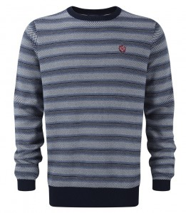 Men's Henri Lloyd Dash Crew Neck Sweater