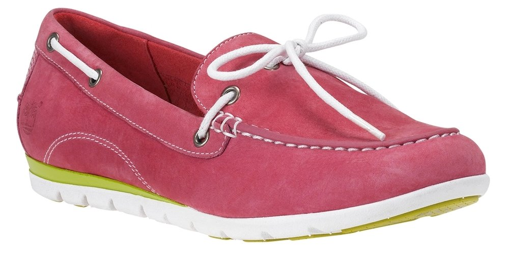 Women's Timberland Earthkeepers® Harborside 1-Eye Boat Shoes