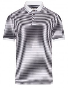 Men's Barbour International Striped Polo Shirt