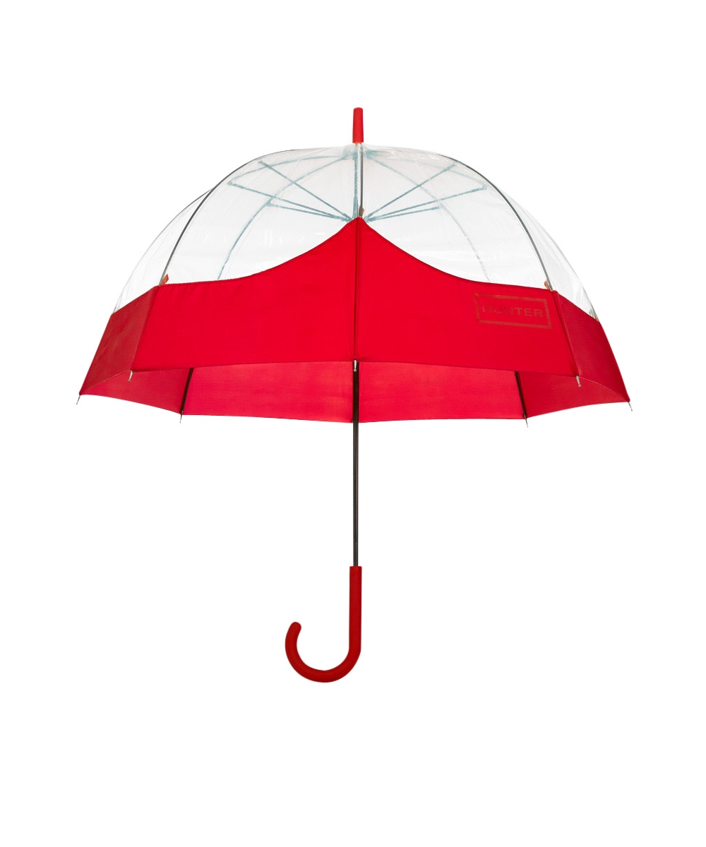 Red Bubble Style Hunter Umbrella