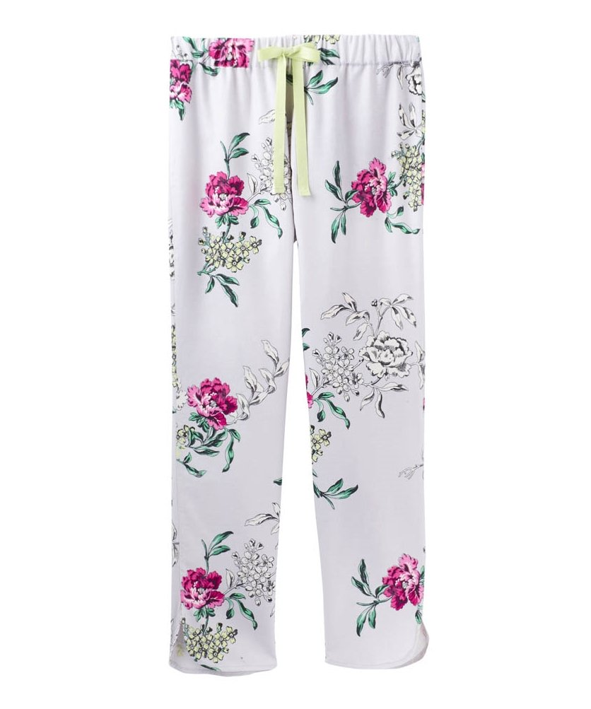 Women's Floral Pyjama Bottoms