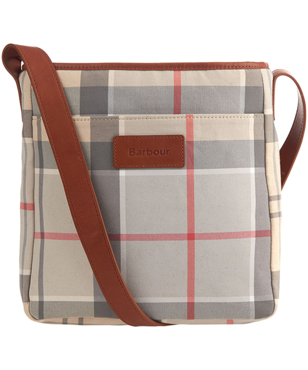 Women's Barbour Tartan Cross Body Bag