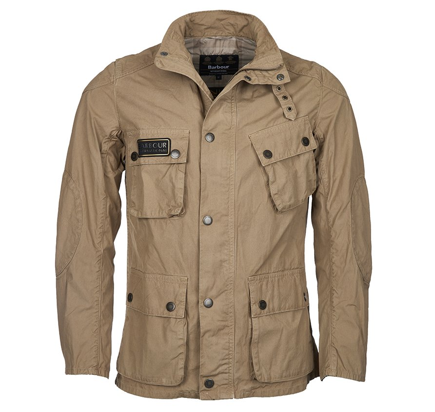 Barbour International Smokey Tailored Jacket