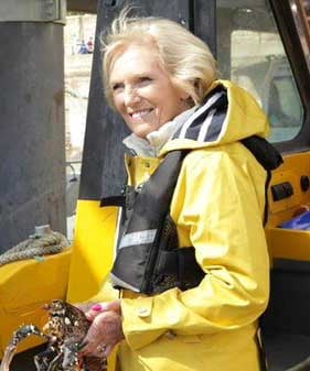 Mary Berry Cropped