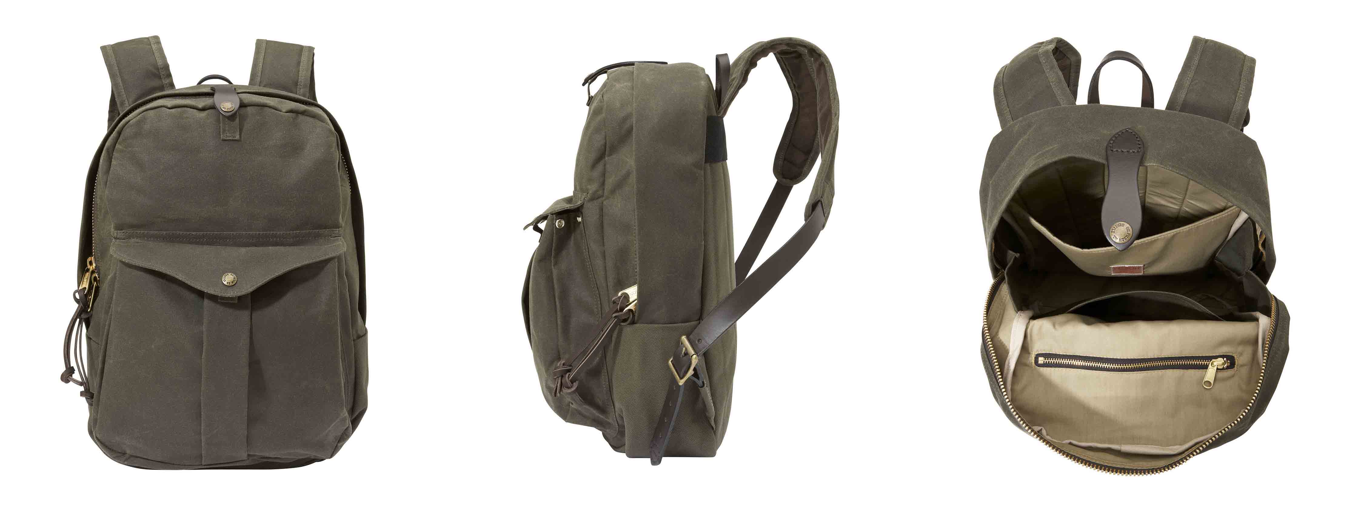 Filson Water resistant Backpack