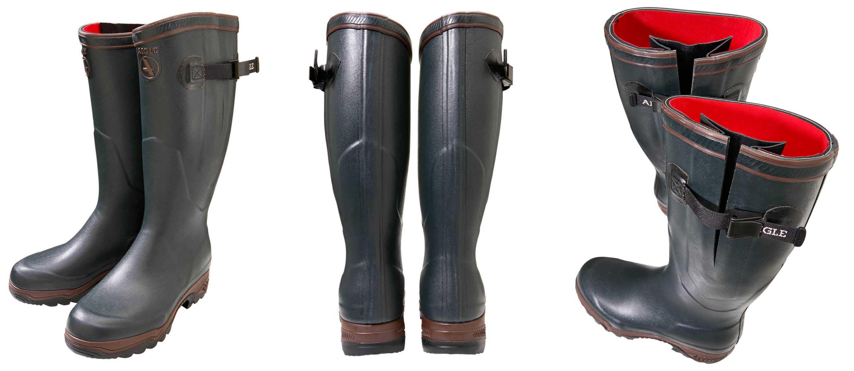 Aigle Boots- Aigle Parcours Iso 2