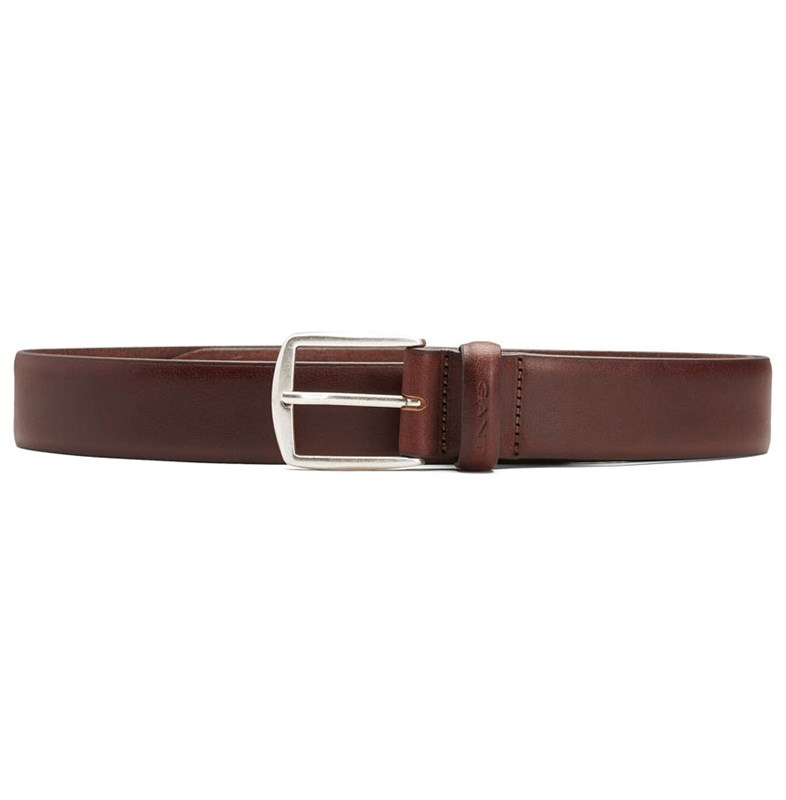 gant leather belt