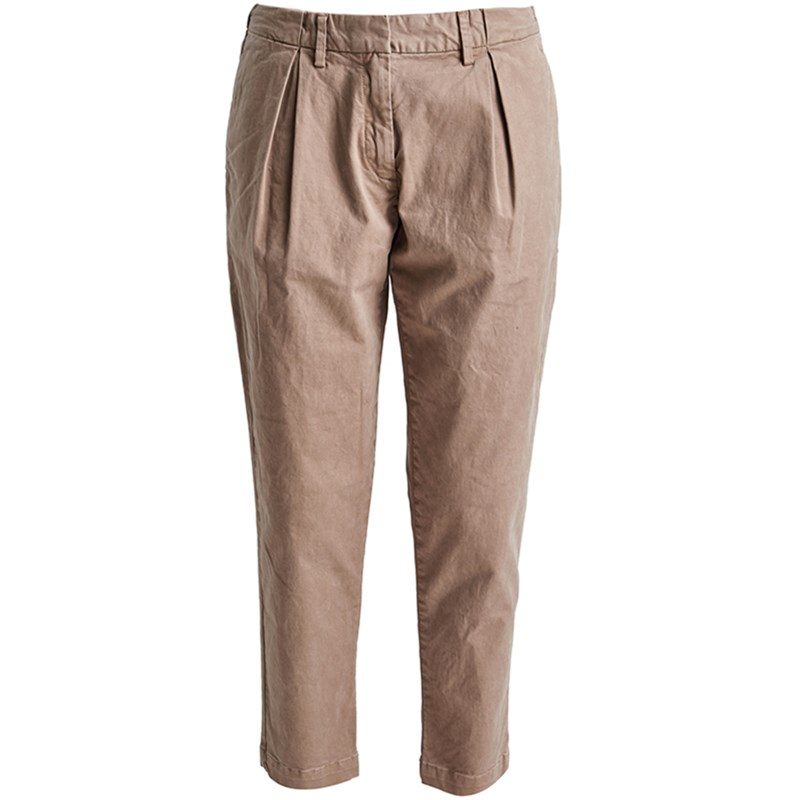 womens pleated barbour chinos