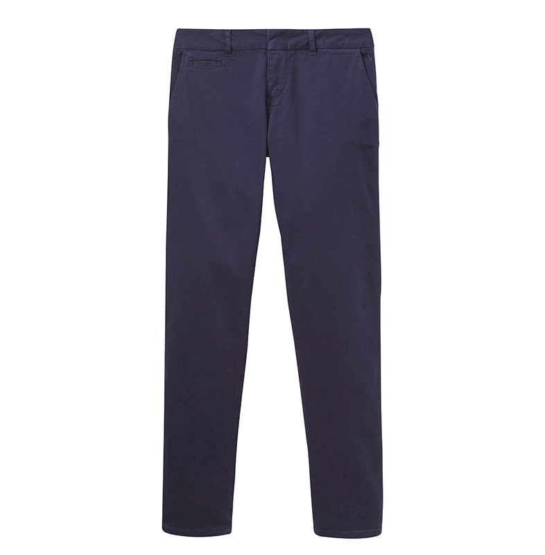 joules womens navy chinos
