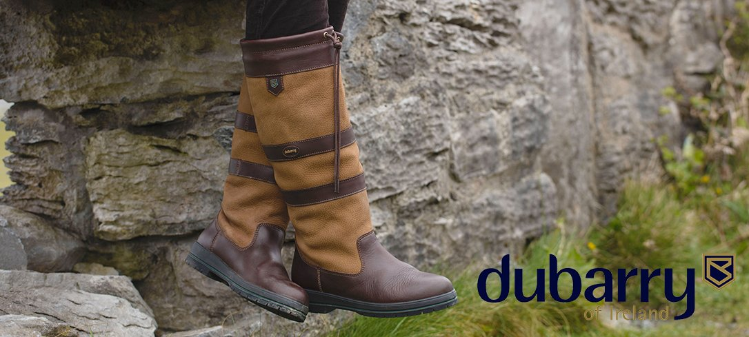 official site vast selection exclusive deals Wide Fit Boots for Country Ladies