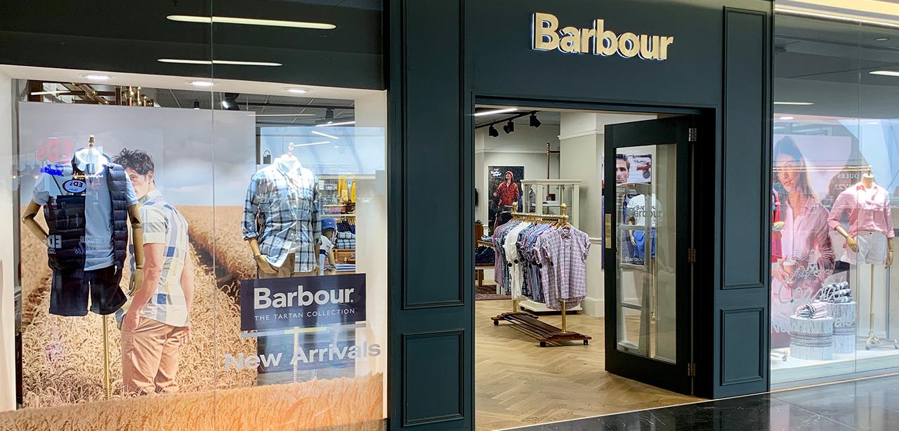 barbour online retailers